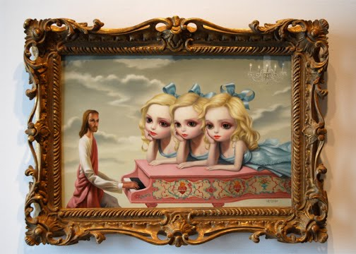 Mark Ryden and (my) Friends.