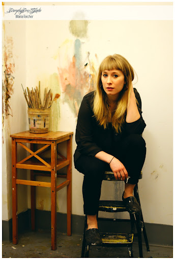 Inside The Studio With Aleah Chapin.